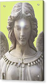 Angel Of Devotion No. 12 Acrylic Print by Ramon Labusch