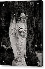 Angel Of Expression Acrylic Print