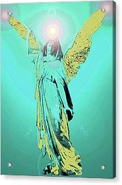 Angel Of Harmony No. 05 Acrylic Print
