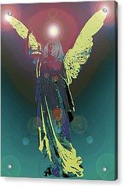 Angel Of Harmony No. 06 Acrylic Print