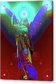 Angel Of Harmony No. 07 Acrylic Print