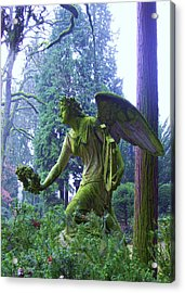 Angel Of Honor No. 01 Acrylic Print by Ramon Labusch