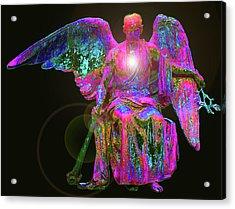 Angel Of Justice No. 02 Acrylic Print
