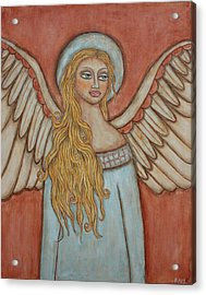 Angel Of Liberation Acrylic Print