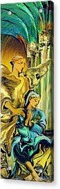 Angel Of Mercy Acrylic Print by Anne Weirich