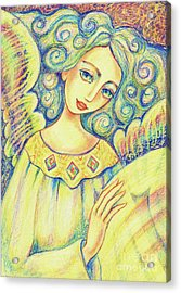 Angel Of Mercy Acrylic Print