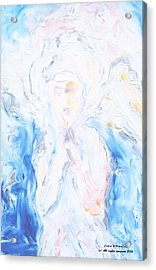 Angel Of Peace Acrylic Print