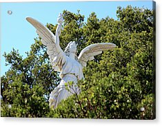 Angel Of Revelation Acrylic Print