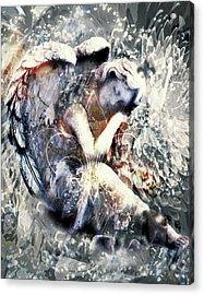Angel Of Your Dreams Acrylic Print
