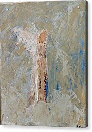 Angel Out Of Nowhere Acrylic Print