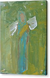 Angel Praise And Worship Acrylic Print