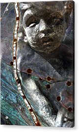 Angel Set Me Free Acrylic Print