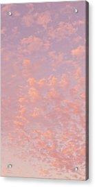 Angel Sky Acrylic Print