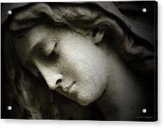 Angel Sorrow Acrylic Print