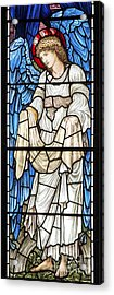 Angel Window Acrylic Print