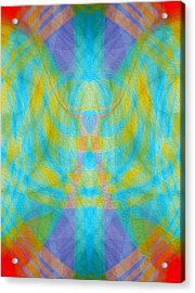 Angelic Presence Acrylic Print