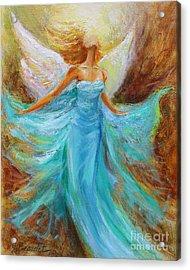 Angelic Rising Acrylic Print