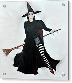 Angelica Houston Bewitched Acrylic Print