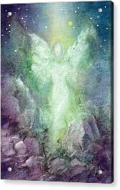 Angels Journey Acrylic Print