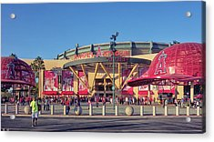 Angels Stadium Acrylic Print