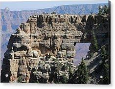 Angel's Window  -- North Rim Grand Canyon Acrylic Print