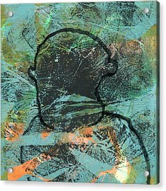Anger Management Client Acrylic Print