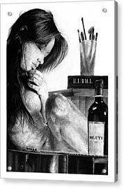 Anima Acrylic Print