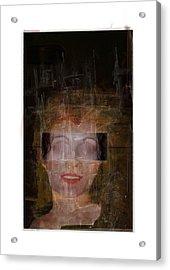 Ann Hos Acrylic Print by Nuff