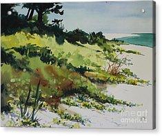 Anna Marie Island Acrylic Print