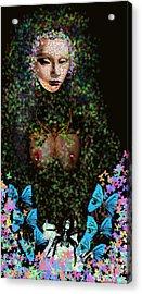 Anna Perenna Acrylic Print