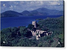 Annaberg Ruins And Sugar Mill Acrylic Print