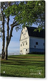 Anne Of Green Gables Museum Acrylic Print by Edward Fielding
