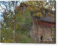 0001 - Annie's Barn I Acrylic Print