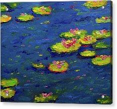 Ann's Pond IIi Acrylic Print