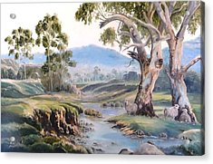 Another Australia Day Acrylic Print