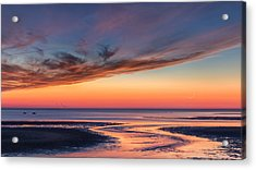 Another Day Acrylic Print by Bill Wakeley