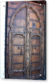Another Door Acrylic Print by James Johnstone