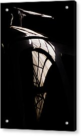 Acrylic Print featuring the photograph Another Door by Paul Job