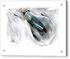 Another Good Idea .... Acrylic Print by Bob Salo