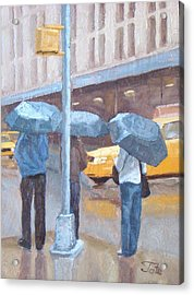 Another Rainy Day Acrylic Print