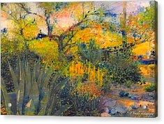 Another Renoir Moment Acrylic Print