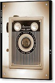 Ansco Shur Shot Acrylic Print by Mike McGlothlen
