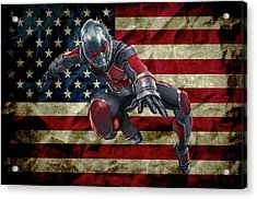 Ant Man - Doc Braham - All Rights Reserved Acrylic Print