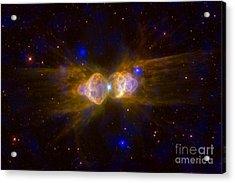 Ant Nebula, Bipolar Planetary Nebula Acrylic Print