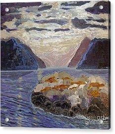 Antarctic Seals  Acrylic Print