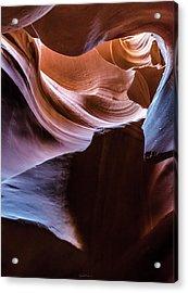 Antelope Canyon 11 Acrylic Print