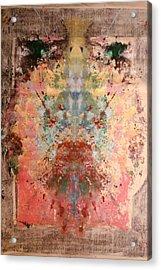 Anthropomorphic Deity Acrylic Print