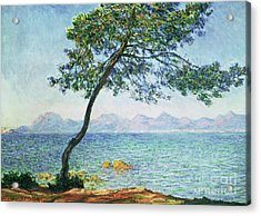 Antibes Acrylic Print by Claude Monet