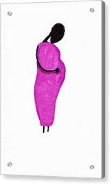 Anticipation Acrylic Print by Bee Jay