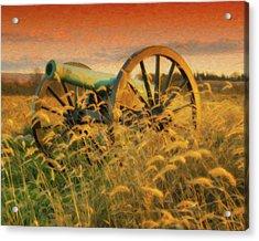 Antietam Battlefield - Dwp140321 Acrylic Print
